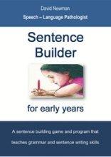 Sentence Builder Program: Free program for writing sentences