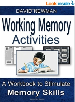 Working Memory Activities: A workbook to develop students' memory skills