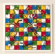 Simple Board Games: Snakes and Ladders as an educational tool